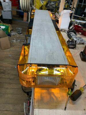 48 Whelen Edge 9000 Light Bar Remanufactured