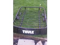 Thule roof cage/rack