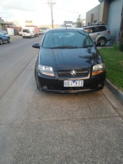2008 Holden Barina Hatchback Maidstone Maribyrnong Area Preview
