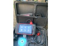 Vehicle Diagnostics scan