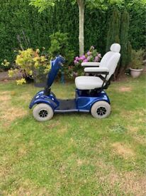 Celebrity Pride XL mobility scooter