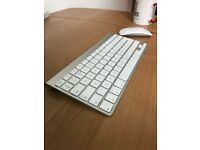 Apple Magic Keyboard and Magic Mouse (Gen1) UK layout