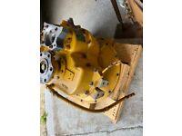 Twin Disc Marine MG-5082A , 2.53:1 Ratio Marine Transmission / Gear