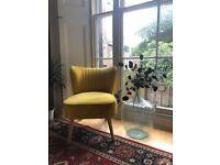Gorgeous arm chair / armchair / occasional chair
