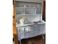 Newly Upcycled Welsh Dresser - raising funds for Marie Curie Foundation