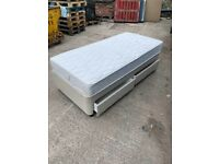 Quick Delivery ¬ Single Divan Bed 3Ft & Mattress Available !