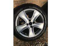 Renault Clio 16 inch wheels & Alloys