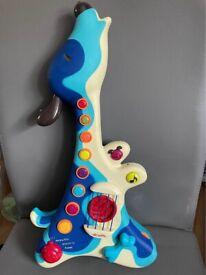 B Toys Woofer Guitar