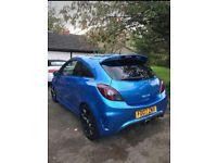 Vauxhall Corsa VXR Arden Blue