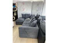 Free delivery.... Dylan sofas in multiple colours and sizes are available at factory rate