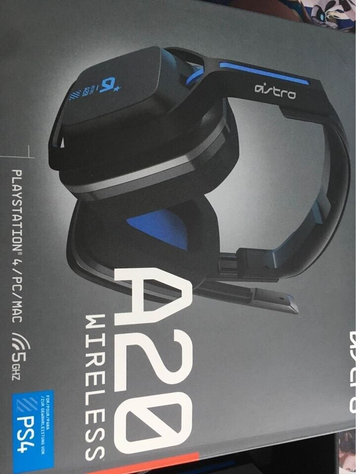 Astro A20 Wireless RF Gaming Headset +