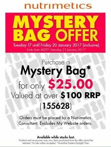 Mystery Bag only $25 Canning Vale Canning Area Preview