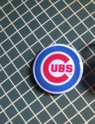 GOLF / Chicago Cubs Logo Golf Ball Marker New!! Chicago Cubs Logo Ball