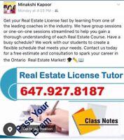 Real Estate Tutor