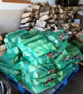 Bags of Firewood for $8 only!