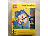 Lego Time Teacher and Watch