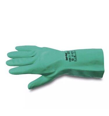 Ansell Genuine Hyflex 11-818 Work Safety Garden Nitrile Ultra Thin Gloves Pair