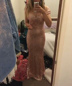 Ball dress size 8 Stoneville Mundaring Area Preview