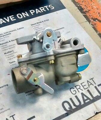 New Zenith Carburetor For Case-ih Tractor Models 100 130 140 Super A Super C
