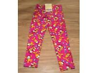 Brand new 7-8 garfield leggings