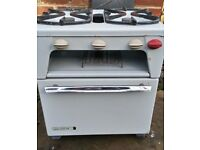 Campervan Cooker, Two Gas Burners, Grill and Oven