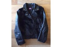 2 x girls coat / jacket age 7-8 year