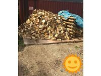 Good Quality Seasoned Hardwood Logs, Kindling and Briquettes