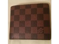 Louis Vuitton Multiple Leather Wallet