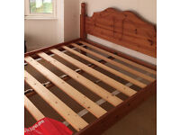 Kingsize Pine Quality Bed