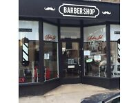 PART TIME EXPERIENCED ENTHUSIASTIC BARBER - BUSY SHOP - CHANDLERS FORD