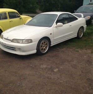 Acura integra jdm front end just the front end is for sale