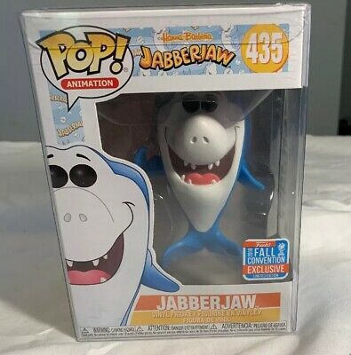 JabberJaw # 435 Hanna Barbera  Funko Exclusive 2018 Fall Convention (MINT***NEW for sale  Shipping to Canada