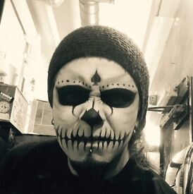 Horror SFX Makeup Artist and face paint for your party