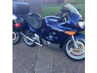 1999 GSX750 F £1500 OVNO