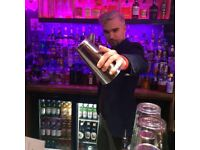 Hire a bartender , Cocktail bartender , Bartender hire , Mixologist hire , Barman hire, Cater Events