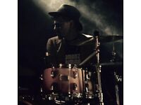 Pro Drummer Available