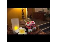Thai full body oil massage relaxing