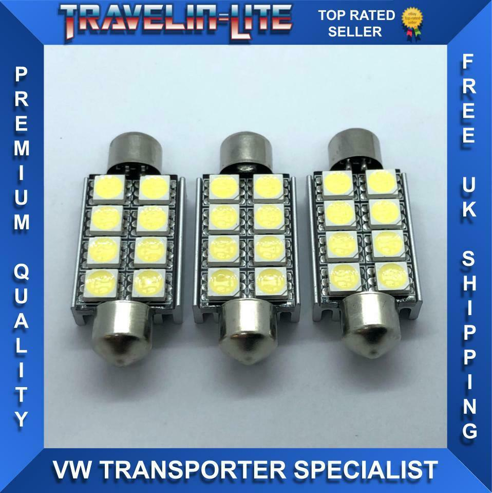 Car Parts - VW T5 T5.1 T6 Transporter CREE LED Interior Light X3 Great Quality