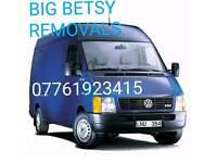 HUGE VAN and 2 men reliable service