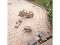 R.p. driveways & paving