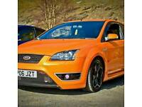 Focus st-3 ORANGE.. VXR.GTI.S3
