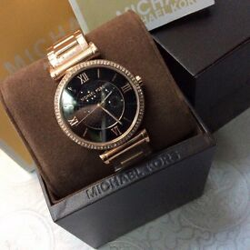 MICHAEL KORS LADIES CATLIN WATCH - MK3356 PERFECT GIFT