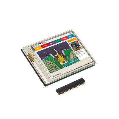 2.8 Tft Lcd Display Touch Screen Monitor 640x480 60fps For Raspberry Pi Zero W