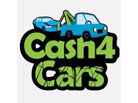 Cash4Cars Recoverys and Breakdown services