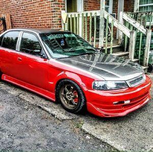 Acura EL b18c turbo