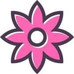 Polka Dots and Petals