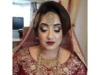 Professional Asian/Indian hair and makeup artist in Coventry