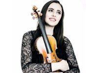 Experienced Violin Teacher in London