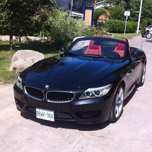 BMW Z4  M Package  hardtop convertible