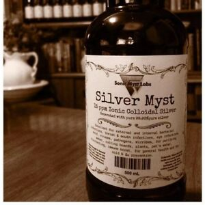 Colloidal Silver at a price that you can afford!